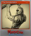 Monstro Battle Tactics Foil 1