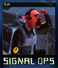 Signal Ops Card 2