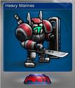 Alien Robot Monsters Foil 3