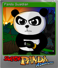 Super Panda Adventures Foil 1