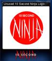 10 Second Ninja Card 4