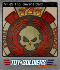 Toy Soldiers Complete Foil 02