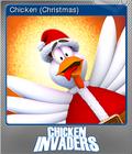 Chicken Invaders 3 Foil 2