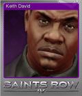 Saints Row IV Foil 3