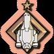 FTL Faster Than Light Badge 2
