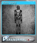 Paranormal Foil 7