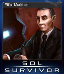 Sol Survivor - Elliot Markham