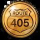 Summer Road Trip Badge Foil 250