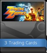 Zack Zero Booster Pack