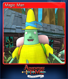 Adventure Time: Finn and Jake Investigations - Magic Man