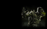 Mortal Kombat X Background Reptile