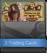 12 Labours of Hercules II The Cretan Bull Booster Pack