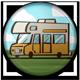 Summer Road Trip Badge 100