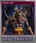 Din's Curse Foil 1