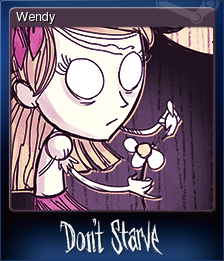 Don't Starve - Wendy