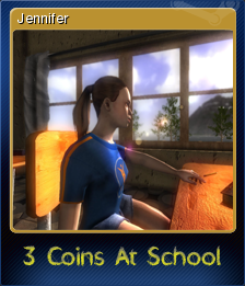 3 Coins At School - Jennifer