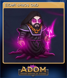 ADOM (Ancient Domains Of Mystery) - ElDeR cHaOs GoD