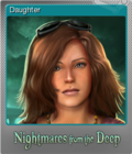 Nightmares from the Deep The Cursed Heart Foil 6