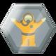 PixenJunk Shooter Badge 1