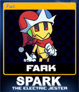 Spark the Electric Jester Card 2