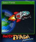 Super Panda Adventures Card 2