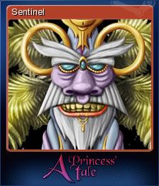 A Princess' Tale - Sentinel