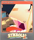 Stikbold! A Dodgeball Adventure Foil 5