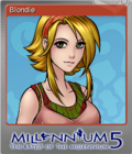 Millennium 5 - The Battle of the Millennium Foil 8