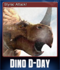Dino D-Day Card 6