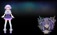 Hyperdimension Neptunia ReBirth3 V Generation Background Neptune