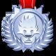 Chucks Challenge 3D Badge Foil