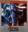 Dragons and Titans Foil 2