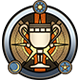 The Legend of Heroes Badge 4