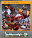Awesomenauts Foil 14