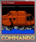 8-Bit Commando Foil 6