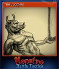 Monstro Battle Tactics Card 6