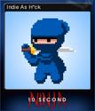 10 Second Ninja Card 5