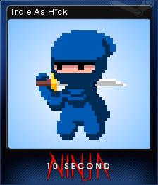 10 Second Ninja - Indie As H*ck