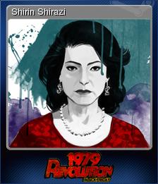 1979 Revolution: Black Friday - Shirin Shirazi