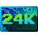 Steam Games Badge 24000