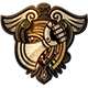 The Legend of Heroes Badge Foil
