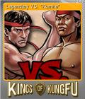 Kings of Kung Fu Foil 1