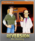 Reversion - The Meeting Foil 4