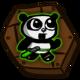 Super Panda Adventures Badge 3