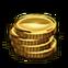 Chaos Heroes Online Emoticon coinstack