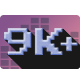Steam Games Badge 09000