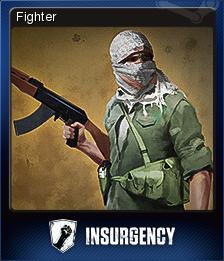 Insurgency - Fighter