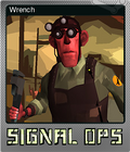 Signal Ops Foil 3