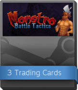 Monstro Battle Tactics Booster Pack