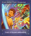 Steam Awards 2017 Foil 12